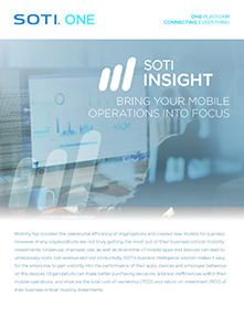 SOTI Insight brochure